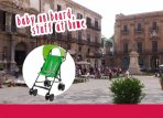 BabyonBoard: to rent a stroller for free to Palermo Sherbeth Festival